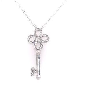 Jewelry - Key To Happiness Swarovski Pendant